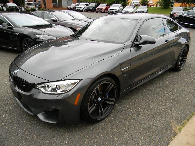 2016 BMW M4 COUPE - 6SPEED MANUAL