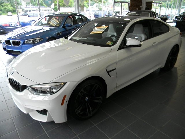 2015 BMW M4 COUPE 6-SPEED