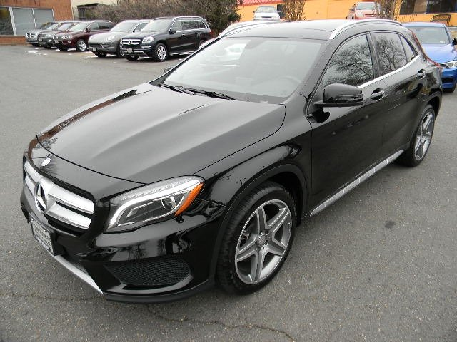 2015 Mercedes Benz GLA250 AMG SPORT 4MATIC