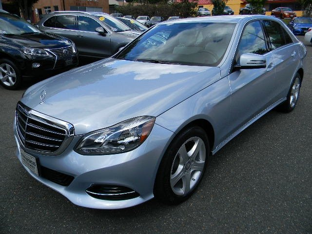 2014 Mercedes Benz E350 4MATIC LUXURY