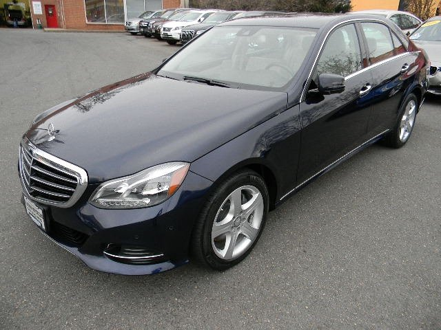 2015 Mercedes Benz E350 4MATIC LUXURY