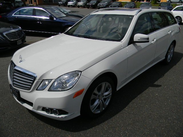 2011 Mercedes Benz E350 LUXURY WAGON 4MATIC
