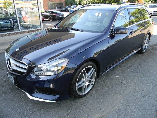 2014 Mercedes Benz E350 WAGON 4MATIC