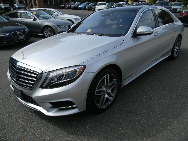 2014 Mercedes Benz S550 AMG SPORT 4MATIC